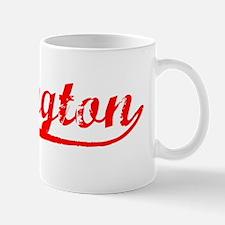 Vintage Covington (Red) Mug