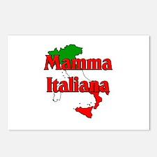 Mamma Italiana (Italian Mother) Postcards (Package