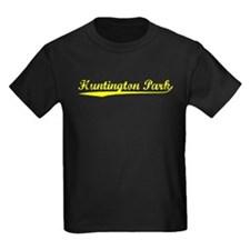 Vintage Huntington.. (Gold) T