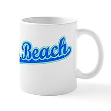 Retro Laguna Beach (Blue) Mug