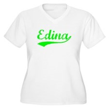 Vintage Edina (Green) T-Shirt