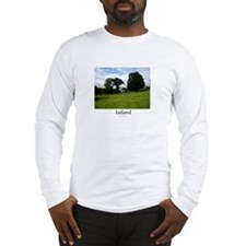 Funny Irish tree Long Sleeve T-Shirt