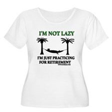 I Am Not Lazy T-Shirt