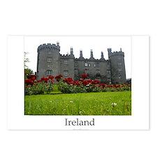 Unique Kilkenny ireland Postcards (Package of 8)