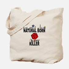 Natural Born Killer D20 Tote Bag