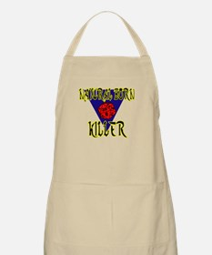 Natural Born Killer BBQ Apron