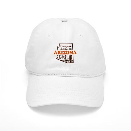 Everyone Loves an Arizona Girl Cap