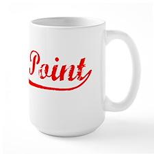 Vintage Dana Point (Red) Mug