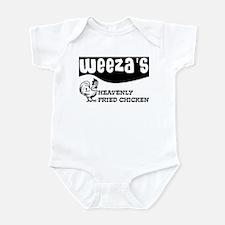 Weeza's Heavanly Chicken Infant Bodysuit