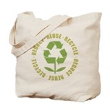 Go green Canvas Bags