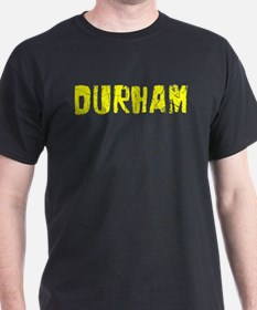 Durham Faded (Gold) T-Shirt
