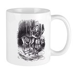Alice and the Fawn Mug