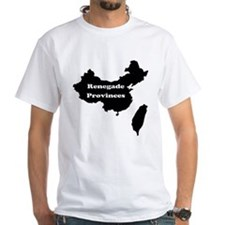 Renegade Provinces, Support Taiwan T-Shirt