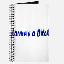 Karma's a Bitch Journal