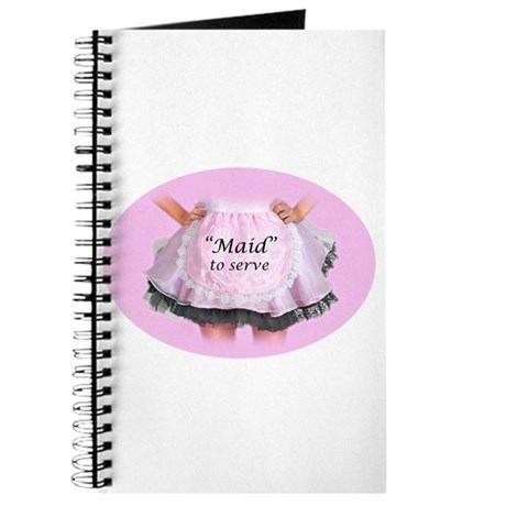 Maid to Serve Journal