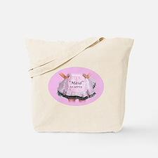 Maid to Serve Tote Bag