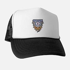 Unique Futbol Trucker Hat