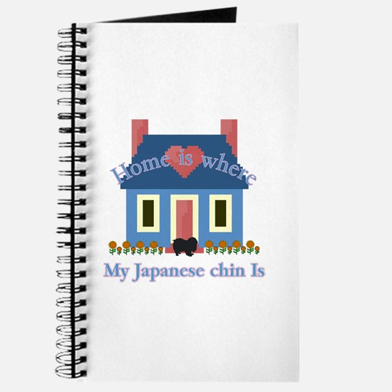 Japanese Chin Home Is Journal