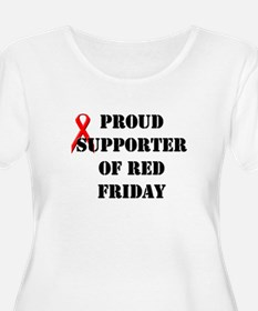 Proud Supporter of Red Friday T-Shirt