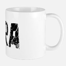 Shira Faded (Black) Mug