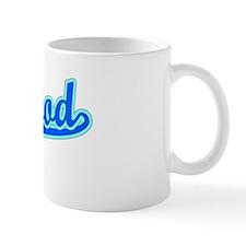 Retro Leawood (Blue) Mug