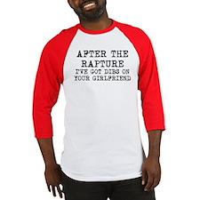 Your Girlfriend After The Rap Baseball Jersey