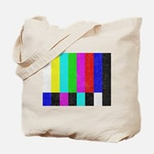 Off Air TV Bars Tote Bag