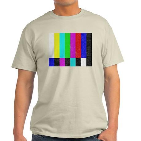 Off Air TV Bars Light T-Shirt