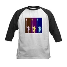 THREE ROWERS DARK Tee