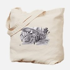 Faster! Faster! Tote Bag
