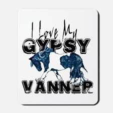 Gypsy Vanner Horse Mousepad