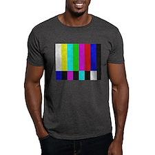 Off Air TV Bars T-Shirt