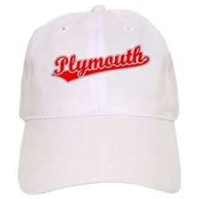 Retro Plymouth (Red) Hat