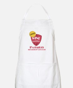 Official Wine Taster Apron