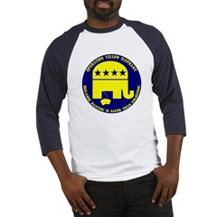 Operation Yellow Elephant Baseball Jersey