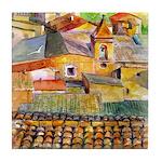 Sicilian Rooftops Tile Coaster