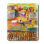 Sicilian Rooftops Mousepad