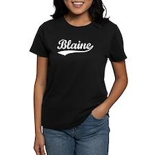 Vintage Blaine (Silver) Tee