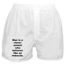 Cute Albert schweitzer Boxer Shorts