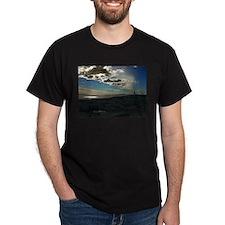 Cool Sky warn T-Shirt