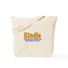 Kindle Reader Tote Bag