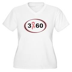 3 Days 60 Miles 1 Cause T-Shirt