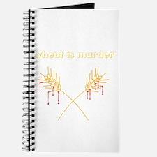 Wheat Is Murder Journal