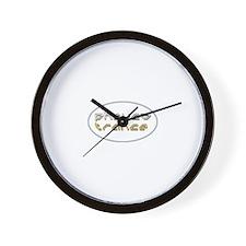 Reloj de pared Phsyco Trance