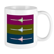 THREE SCULLS DARK Mug