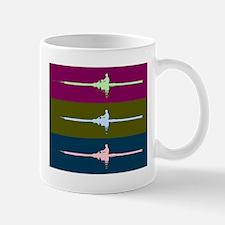 THREE SCULLS DARK Mug