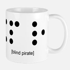 Blind Pirate Mug