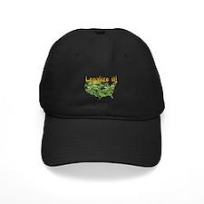Legalize Ganja Marijuana Baseball Cap