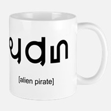 Alien Pirate Mug