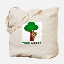 TreeHugger - Tote Bag